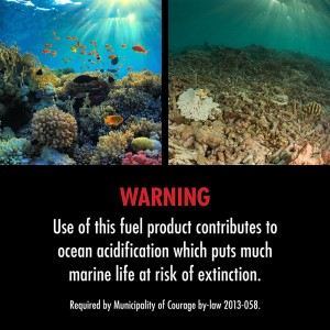 Ocean Acidification Label