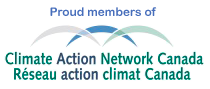Climate Action Network Logo (white)